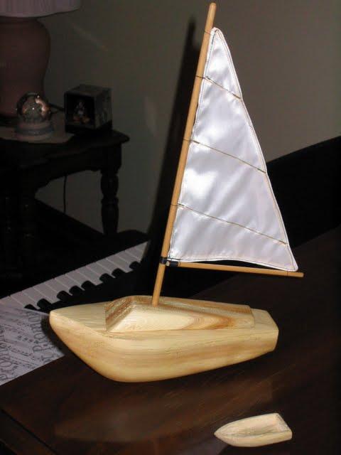 Boat Nathan Made