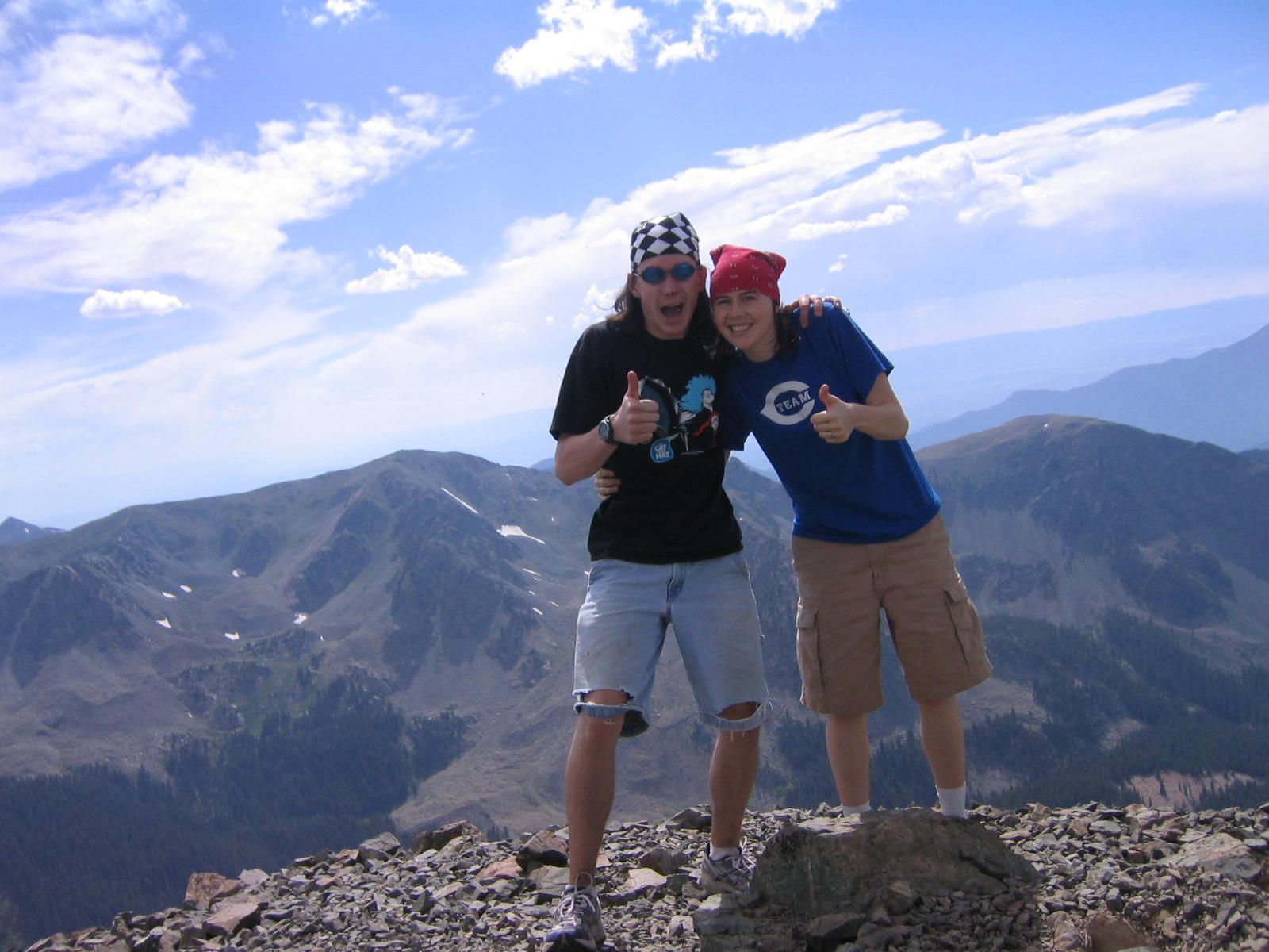 Mountain Top in NM